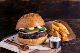 PROMO: 2 Big Angus Burger + Papas a la Francesa