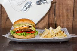 Burger Green Day