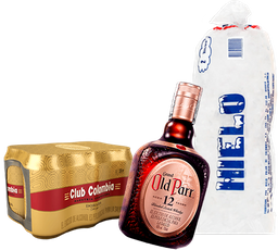Rappicombo Old Parr Golden