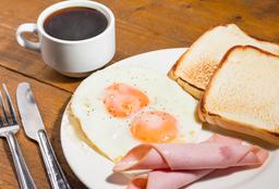 Huevos y Jamón