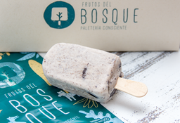 Paleta Cookies and Yogurt del Bosque