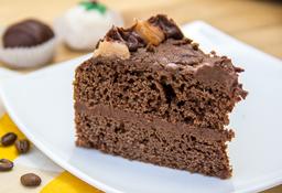 Torta Trufada de Chocolate y Arequipe