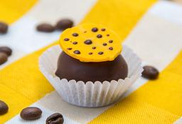 Trufas de Chocolate Frutales