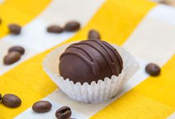 Trufas de Chocolate Semi y Amargas
