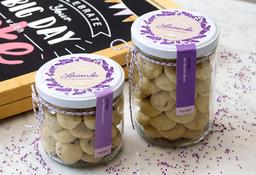 Mini Cookies de Lavanda