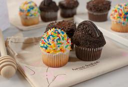 Caja de 3 Mini Cupcakes