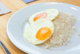 Huevos Fritos con Arroz