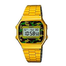 Reloj Casio A-168WEGC-3 Dorado Mujer