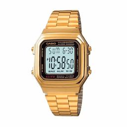 Reloj Casio A-178WGA-1 Dorado Unisex