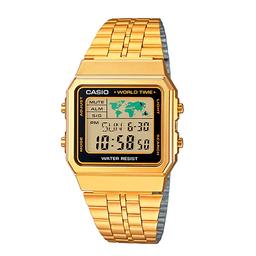 Reloj Casio A-500WGA-1 Dorado Hombre