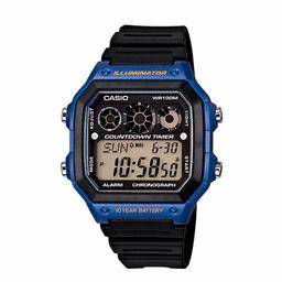 Reloj Casio AE-1300WH-2AV Negro Hombre
