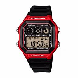 Reloj Casio AE-1300WH-4AV Negro Hombre