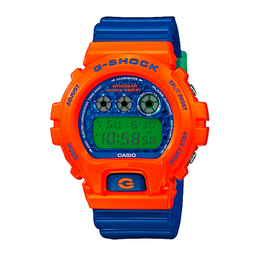 Reloj Casio DW-6900SC-4DR Hombre Azul