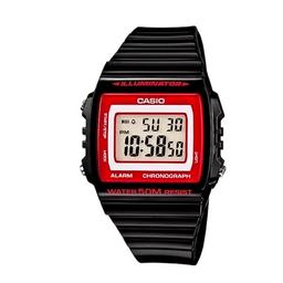 Reloj Casio W-215H-1A2VDF Hombre Negro