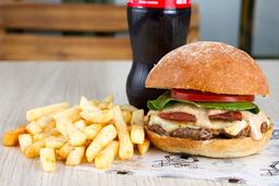 Combo Season Burger