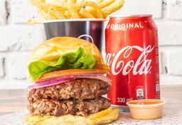 Combo Doble KOD Burger