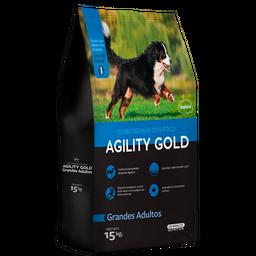 Agility Gold Grandes Adulto 15 Kg