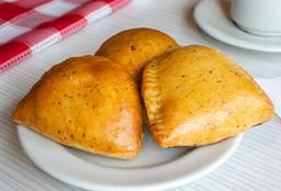 Empanada Horneada de Pollo