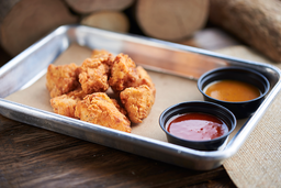 Smoked Chicken Nuggets