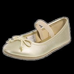 Zapatos planos Fae para niña pequeña