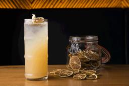 Soda Jengibre Limón