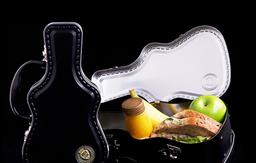 Lonchera Guitar Case