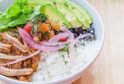 Bowl de Cochinita Pibil