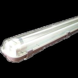 Lámpara Hermética Led 2X18W 6500K 2100L