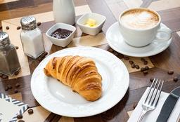 Café & Mini Sándwich Capresse
