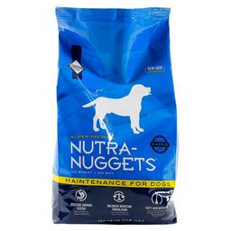 Concentrado  Nutra Nuggets Para Perros Mantenimiento 1kg