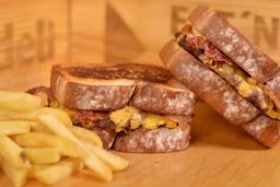 Combo 2 Burger Sandwich + 2 Papas + 2 Gaseosas