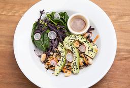 Ensalada Quinoa & Kamut con Aderezo Thai