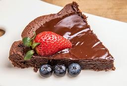 Porción de Chocolate Belga