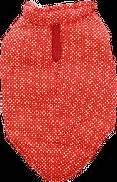 Chaleco Rojo Reversible Puntos