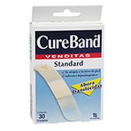 Cure Band Venditas Plegad Bei T.Q