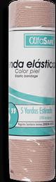 Venda Elastica Color Piel 6X5 Yard