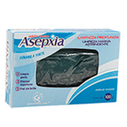 Asepxia Jabon Forte Barrx100G Glc