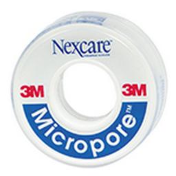 Micropore Piel Dispensador 12X5 3M