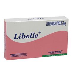Libelle 0.75Mg Cjx2Tab Nvm