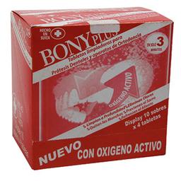 Bonyplus Limpiadora Cjx10Sobx4Tab Bkm