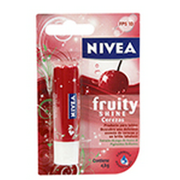 Nivea Lip Care Cherry Tbox4.7G
