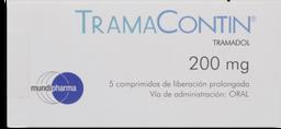 Tramacontin 200Mg Cjx5Comp Tnp
