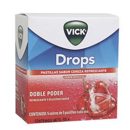 Vick Drops Cereza Cjx25Tab P&G