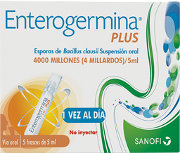 Enterogermina Pl.4000Mill Ssn Cjx5Fco5Ml