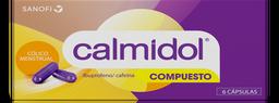 Calmidol Compuesto Cjx6Caps