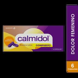 Calmidol Compuesto X 6