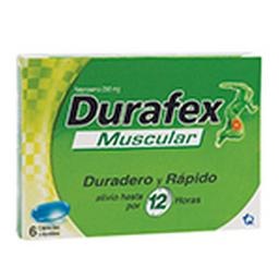 Durafex250Mg Cjx6Cap T.Q