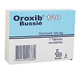 Oroxib 120Mg Tnr Cjx7Tab Bss