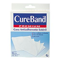 Gasa Esteril Cure Band 7.5X7.5 Cjx9Sob