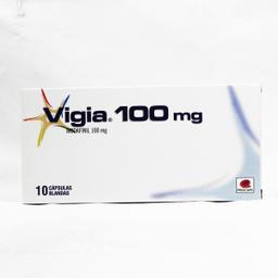 Vigia 100Mg Cjx10Cap Pop